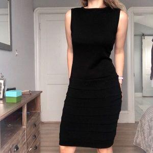 Elegant&Chic Little Black Dress Calvin Klein